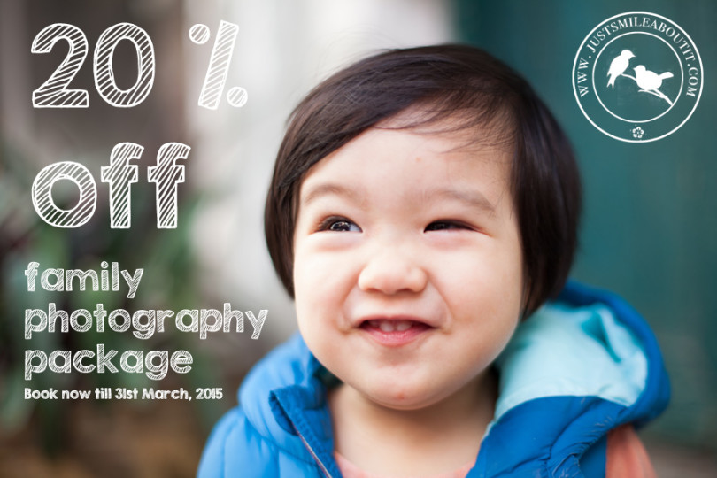 Hong Kong family photography packages sale
